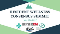 Resident Wellness Consensus Summit